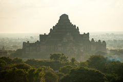 Dhammayangyi Temple, Bagan, Myanmar. Stock Images