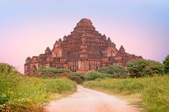 The Dhammayangyi Temple in Bagan, Myanmar Royalty Free Stock Image