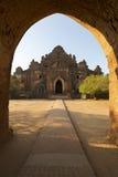 Dhammayangyi temple Stock Photography