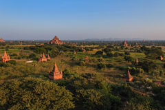 Dhammayangyi Temple  ,  Bagan in Myanmar (Burmar) Royalty Free Stock Photography