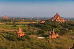 Dhammayangyi Temple  ,  Bagan in Myanmar (Burmar) Stock Photography