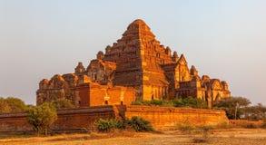 Dhammayangyi temple Stock Photo