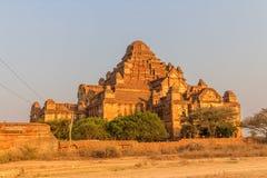 Dhammayangyi temple Stock Image