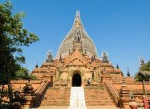 Dhammayazika Pagoda, Myanmar Royalty Free Stock Image