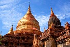 Dhammayazika-Pagode in archäologischer Zone Bagan, Myanmar Lizenzfreies Stockbild