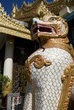 Dhammikarama Burmese Buddhist Temple Stock Images