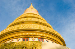 Dhammikarama Stupa Royalty Free Stock Images