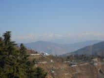 Dhanolti, Mussoorie, Uttarakhand, India Obrazy Royalty Free