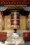 Dharamsala, Kalaczakra temple Royalty Free Stock Photo
