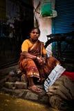 The Dharavi Slums of Mumbai, India Stock Photography