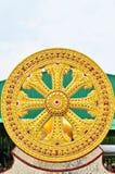 Dharma no templo tailandês Imagem de Stock Royalty Free