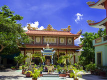 The Dharma Temple. Stock Photo