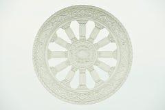 dharmaexponeringsglashjul Arkivbild