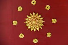 dharmalampa royaltyfri foto