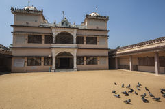 Dharmanath Jain Temple in Cochin, Royalty Free Stock Photo