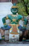 Dharmapala - Beschermer van Dharma en de Boeddhistische Doctrine royalty-vrije stock foto