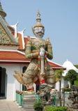 Dharmapala - guardião do Dharma e da doutrina budista imagem de stock