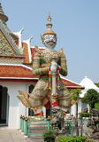 Dharmapala - Guardian of the Dharma and Buddhist Doctrine Stock Image