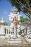 Dharmapala - le défenseur de la foi bouddhiste image libre de droits