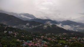 Dharmshala. Dhauladhar mountains from dharmshala Stock Photography
