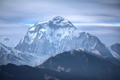 Dhaulagiri Stock Photography