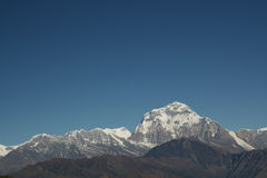 Dhaulagiri Stock Photo