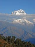 Dhaulagiri Imagens de Stock Royalty Free