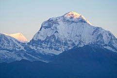 Dhaulagiri, Himalaya, Nepal Stock Photos