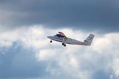 DHC-6 400 Royaltyfri Foto