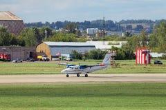 DHC-6 400 Zdjęcie Stock