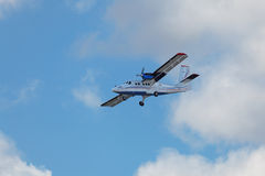 DHC-6 400 Royalty Free Stock Image