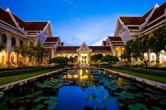 Dhevalai, Chulalongkorn Tailandia Fotografia Stock