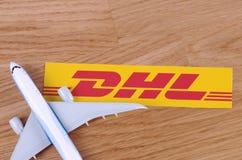 DHL Immagine Stock