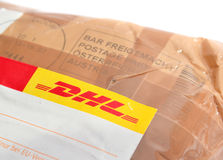 Dhl Royalty Free Stock Photography