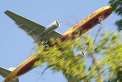 DHL Expreso Aero, Boeing 757 Fotografia de Stock Royalty Free