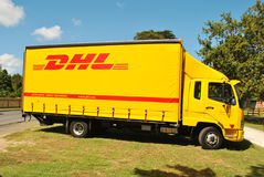 DHL Stock Photography
