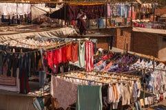 Dhobi Ghat Imagem de Stock