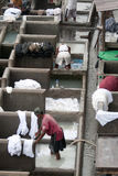 Dhobi Ghat Laundry Royalty Free Stock Image