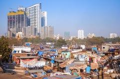Dhobi Ghat Royalty Free Stock Photos