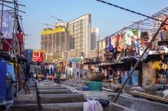 Dhobi Ghat Stock Image