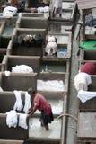 Dhobi Ghat Wäscherei Lizenzfreies Stockbild