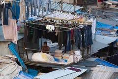 Dhobi Mumbai ghat Στοκ φωτογραφίες με δικαίωμα ελεύθερης χρήσης