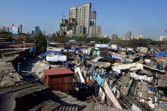 Dhobighat- Mumbai Stock Photos