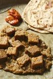 Dhokar Dalna a recipe made of bengal gram Royalty Free Stock Photos