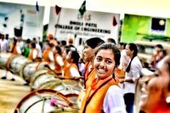 Dhol Tasha Image stock