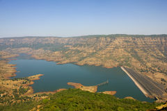 Dhom Dam stock photography