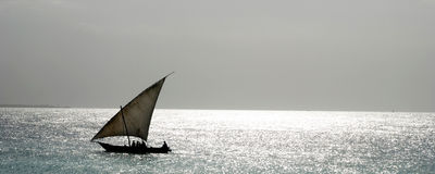 Dhow Royalty Free Stock Photography