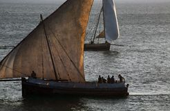 Dhow Royalty Free Stock Photos