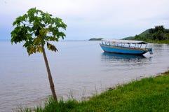 Dhow de Tanzania imagen de archivo libre de regalías