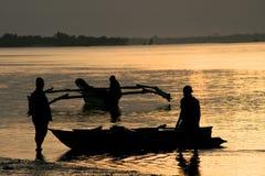 Dhow della Tanzania Fotografie Stock Libere da Diritti